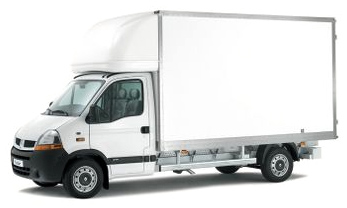 Box van available with or without tail-lift